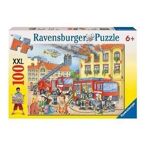 Ravensburger Fire Department - 100 Piece Puzzle