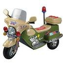 Lil Rider Police Cruiser Battery Operated - Green