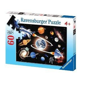 Ravensburger In the Galaxy - 60 Piece Puzzle