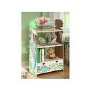 Teamson Kids Childrens Dinosaur Kingdom Bookcase (Includes 3 Shelves and a Drawer)