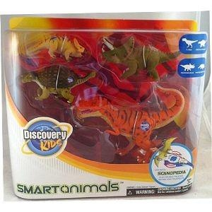 discovery kids smart animals series pack dinosaurs t rex