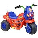 Lil Rider Battery-Powered 3-Wheel Bike, Red/Blue