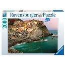 Ravensburger Cinque Terre, Italy - 2000 Piece Puzzle