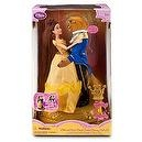 Disney Princess Exclusive Beauty and the Beast Remote Control R/C Dancing Doll Set