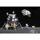 "Dragon Models 1/72 Apollo 12 ""Lunar Landing"", CSM and Lunar Module ""Intrepid"" and Surveyor 3 and Astronauts"