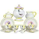 Disney PRINCESS Belle Talking Tea Set