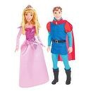 Disney Princess and Prince Sleeping Beauty and Prince Phillip Doll Set