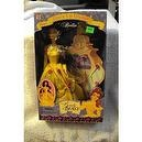 Disney Beauty and the Beast Belle Dress up Dream Doll