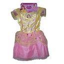 Disney Princess Belle Toddler Dress (Hanger Card)