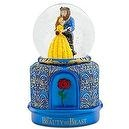 DISNEY OFFICIAL Beauty and the Beast: The Broadway Musical Snowglobe