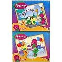 Barney 25pc Puzzle - Barney Puzzle (Assorted) (1pc)