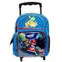 Super Mario Cart 7 - Large Rolling Backpack