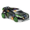 Traxxas RTR 1/16 Ken Block Gymkhana Fiesta VXL 2.4GHz with Battery and Charger