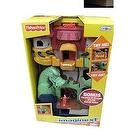 Fisher-price Imaginext Dragon World Fantasy Castle with Bonus Serpent and Dragon