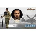 "Dragon Models 1/6 ""Cappy"" (Private 1st Class) - U.S. Ranger, 2nd Ranger Battalion"