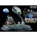 "Dragon Models 1/72 NASA Apollo 11 ""Lunar Landing"" CSM ""Columbia"" + LM ""Eagle"" + Astronauts (Space)"