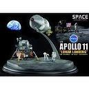 "Dragon Models 1/72 NASA Apollo 11 ""Lunar Landing"" CSM ""Columbia"" + LM ""Eagle"" + Astronauts (Space)"