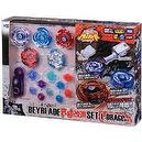 Beyblades JAPANESE Metal Fusion Limited Edition Set #BB98 Ultimate Build Kit LDrago
