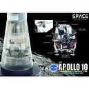 Dragon Models 1/72 Apollo 10 Command/Service Module (CSM) and Lunar Module (LM)