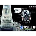 Dragon Models 1/72 Apollo 10 Command/Service Module (CSM) and Lunar Module (LM)