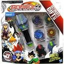 Beyblades Metal MASTERS Exclusive Ultimate Gift Set Gangan Galaxy Team 4 Pack