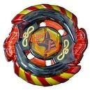 Mercury Anubis 85XF Brave Version Red/Yellow JAPANESE Metal Fight BeyBlade Limited WBBA