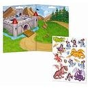 Knights & Dragons Imaginetics Playset