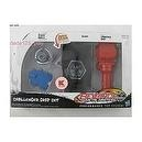 Beyblades Metal Masters Exclusive Challenger Grip Set Torch Aries, Glove Launcher Grip