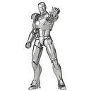 Iron Man Revoltech #035 SciFi Super Poseable Action Figure Iron Man Mark II