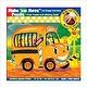 Great American Puzzle Factory Happy School Bus 24 Piece Interactive Puzzle