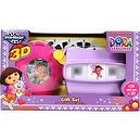Fisher-Price View-Master Dora the Explorer 3D Deluxe Gift Set