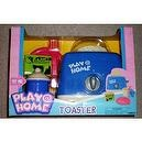 Play@Home Toaster -- Ages 3+ -- Little Girls Kitchen Appliance Toy -- Great Addition to Little Girls Easy Bake Oven Kitchen