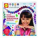 Alex Make Candy Wrapper Jewelry