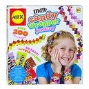 Alex M & Ms Candy Wrapper Jewelry