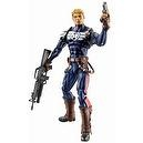 Marvel Universe 3 3/4 Inch Series 15 Action Figure Steve Rogers Captain America