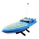 Large High Speed 668 King Cruiser Electric RTR RC Boat Big Remote Control Quality RC Boat Powerful Dual Propellers Perfect for