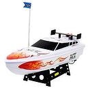MX Championship Flaming Pearl Electric RTR RC Speed Boat Good Quality Remote Control Boat RECHARGEABLE!