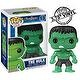 Funko Pop Marvel (Bobble): Avengers - Hulk