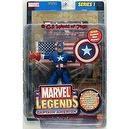 Marvel Legends Series 1 Action Figure Captain America