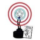 Diamond Select Toys Marvel Captain America Shield Neon Sign