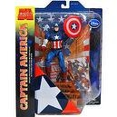 Marvel Select Exclusive Action Figure Captain America (New)