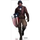 WWII Captain America-Lifesized Standup