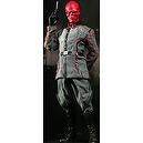 Captain America Hot Toys Movie Masterpiece 1/6 Scale Collectible Figure Red Skull