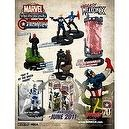 Marvel HeroClix Captain America ClixBrick 10 Booster Packs
