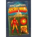 Original Marvel Secret Wars IRON MAN Action Figure w/Secret Shield (1983 Mattel)