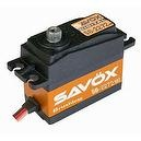 Savox SB-2272SG Lightning Speed Brushless Steel Gear Standard Digital Servo High Voltage