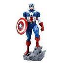Marvel Classic Avengers: Captain America Fine Art Staute