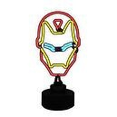 Diamond Select Toys Marvel: Iron Man Neon Sign with Exclusive Comic