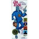 "Captain Action Dr. Evil 12"" Superhero Action Figure"