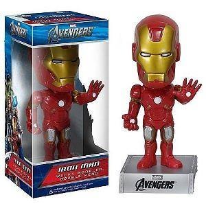 Funko Avengers Movie Iron Man Wacky Wobbler